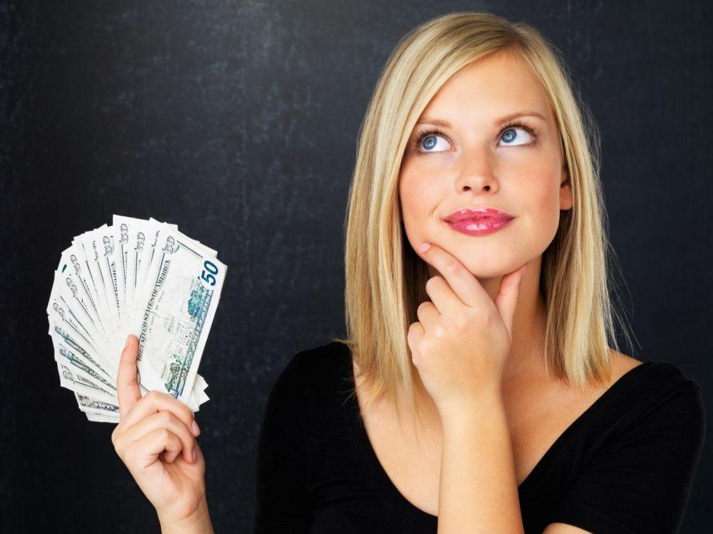 Что сделать чтобы быть богатой